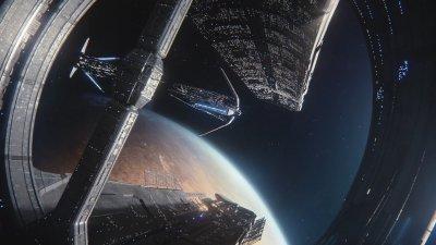 Инструктаж проекта Андромеда продолжается