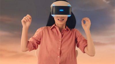 Японский рекламный трейлер PlayStation VR