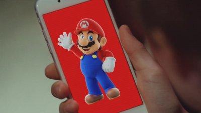 Марио почти добежал до App Store