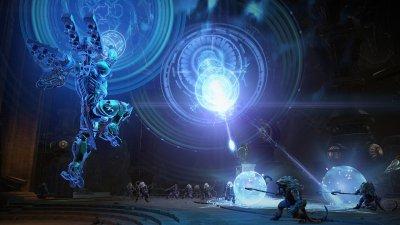 MMO Skyforge выйдет на PS4