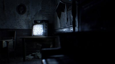 Много геймплея Resident Evil 7