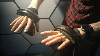 На Steam Dev Days показан прототип нового VR-контроллера
