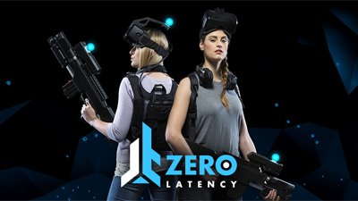 Настоящая виртуальная реальность с Zero Latency