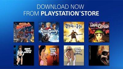 Некоторые игры с PS2 будут доступны на PS4 совсем скоро
