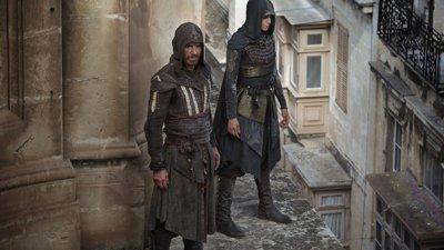 Новые кадры из фильма Assassin's Creed