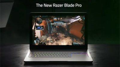 Новый игровой ноутбук Razer Blade Pro