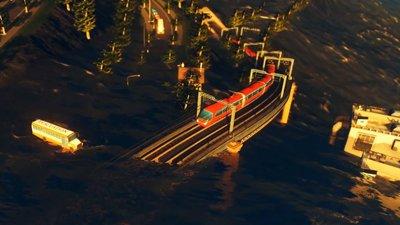 Новый трейлер дополнения Natural Disasters для Cities: Skylines