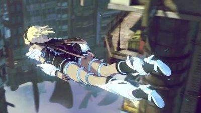 Новый трейлер Gravity Rush 2