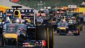 Особенности F1 2014