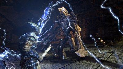 Первое видео геймплея The Elder Scrolls Online: Morrowind