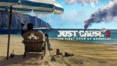 Первый час геймплея Just Cause 3