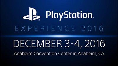 PlayStation Experience 2016 пройдет в декабре в Анахайме