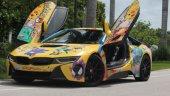 Покемономобиль на улицах Майами