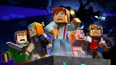Объявлена срок выхода второго эпизода Minecraft: Story Mode Season 0
