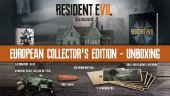 Распаковка европейского коллекционного издания Resident Evil 7