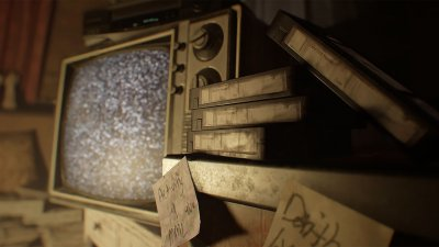 Resident Evil 7 очень понравилась критикам