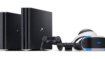 Российские цены на новые PlayStation 4 и PlayStation VR