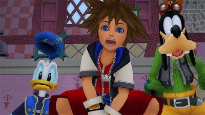 Шесть Kingdom Hearts в одном сборнике