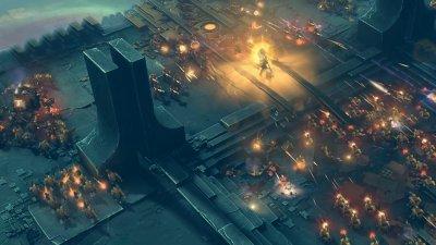 Сюжетный трейлер Dawn of War III