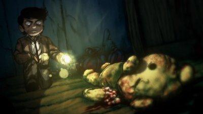 Сюжетный трейлер мрачной игры 2Dark
