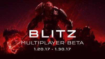 Скоро пройдет ОБТ режима Блиц в Halo Wars 2