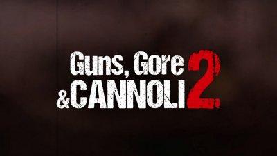 Состоялся анонс Guns, Gore & Cannoli 2