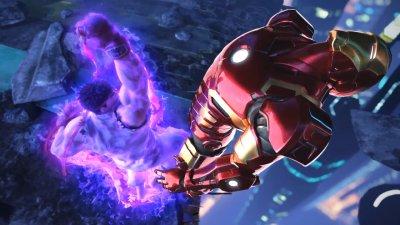 Состоялся анонс Marvel vs. Capcom: Infinite