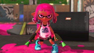 Splatoon 2 анонсирован на Nintendo Switch