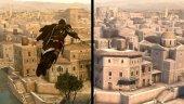 Сравнение графики Assassin's Creed The Ezio Collection с оригиналами