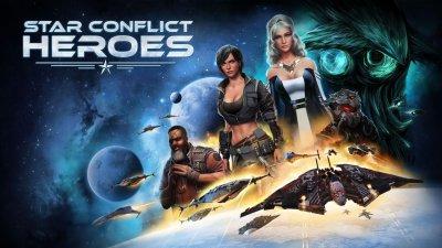 Star Conflict Heroes - новая мобильная игра от Targem Games