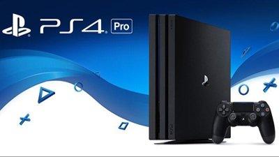 Стартовали продажи PlayStation 4 Pro в России