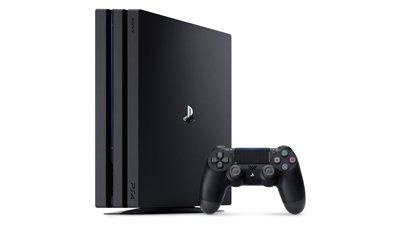 Технические спецификации PS4 Pro