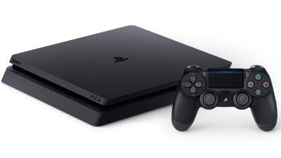 Технические спецификации PS4 Slim