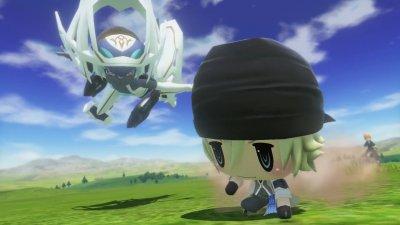 Трейлер к релизу World of Final Fantasy