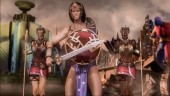 Трейлер к выходу Injustice: Gods Among Us Ultimate Edition