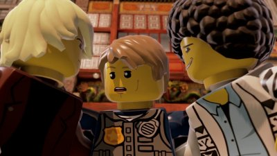 Трейлер LEGO City Undercover на ПК, PS4, Xbox One и Nintendo Switch