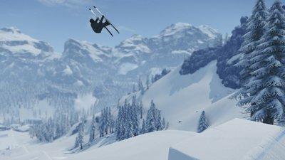 Трейлер, посвященный бете игры SNOW