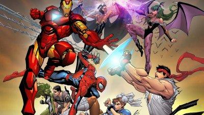 Ultimate Marvel vs. Capcom 3 анонсирован на ПК и Xbox One