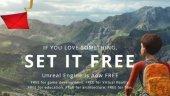 Unreal Engine 4 теперь доступен для всех бесплатно