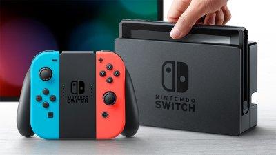Видеообзор возможностей Nintendo Switch