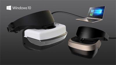 VR шлемы от Microsoft за $299