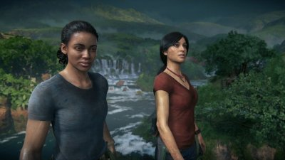 Загляните вслед кулисы разработки Uncharted: The Lost Legacy