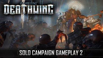 Закончился технический бета-тест Space Hulk: Deathwing, новый геймплей