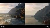 PS4 vs PS3 Trailer Comparison