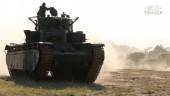 Танк Т-35 - наземный броненосец