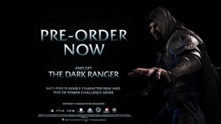 Middle-earth: Shadow of Mordor - Dark Ranger Pre-Order Trailer