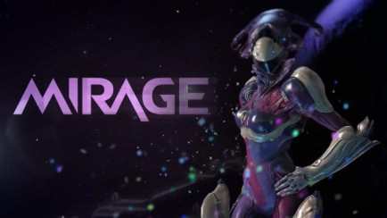 Warframe - Profile – Mirage