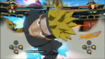 Naruto Shippuden: Ultimate Ninja Storm Revolution - Demo on PSN and XBL