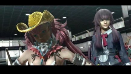 Onechanbara Z2: Chaos - Debut Trailer