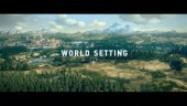 World Setting (Gamescom Dev Diary)